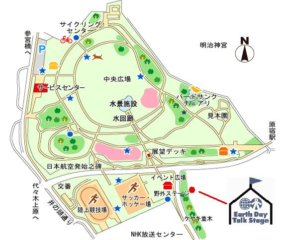 130420EarthDayTokyo_TalkStage_map.JPG